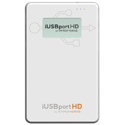 HyperDrive iUSBport HD with 500GB Drive