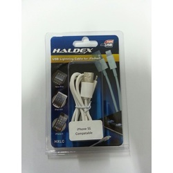 Haldex USB Lightening Cable iPhone 5
