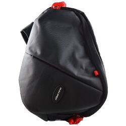 Haldex LM1092 Black Sling bag with Red Trim