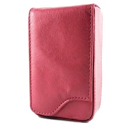 LM11PK Pink Pigskin Leather Pouch