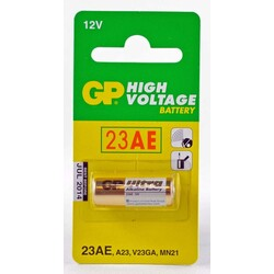 GP23A 12V Battery single