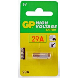 GP29A 9VAlkaline Battery Single
