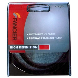 Fancier 72mm UV Filter