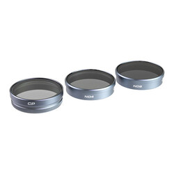 DJI Phantom 4 / Phantom 3 Filter 3-Pack - CP, ND4 & ND8 filters