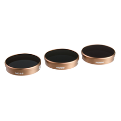 DJI Phantom 4 / Phantom 3 Filters - Cinema Series - Shutter Collection - ND16, ND32  & ND64 filters