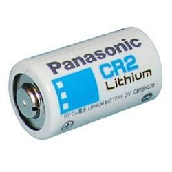 Panasonic CR2 Photo Lithium 3V