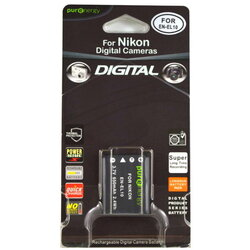 PurEnergy Nikon EN-EL10 Replacement Battery