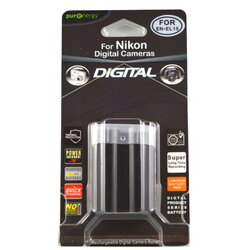PurEnergy Nikon  EN-EL15 Replacement Battery