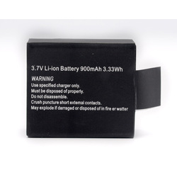 ActionCam Spare Battery 900mAh