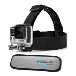 Sandmarc GoPro Floating Head Strap