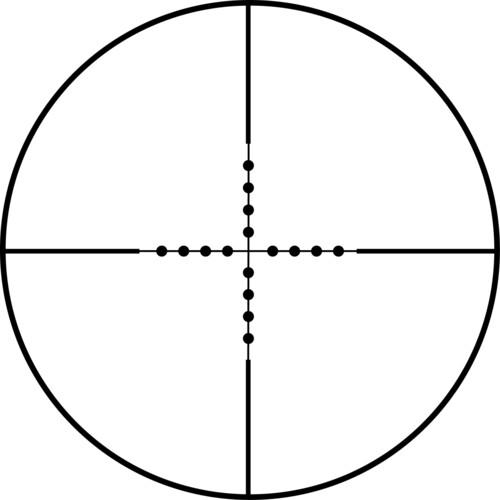 KonusPro 6-24x44mm Zoom Riflescope