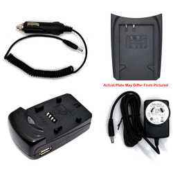 Haldex Charger Base for Sony NP-FC11