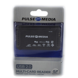 USB 2.0 Multi Card Reader