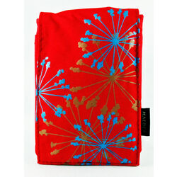 Haldex LM100RD Red Nylon Camera Pouch with Graphic Design