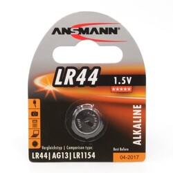 Ansmann LR44 Alkaline Battery